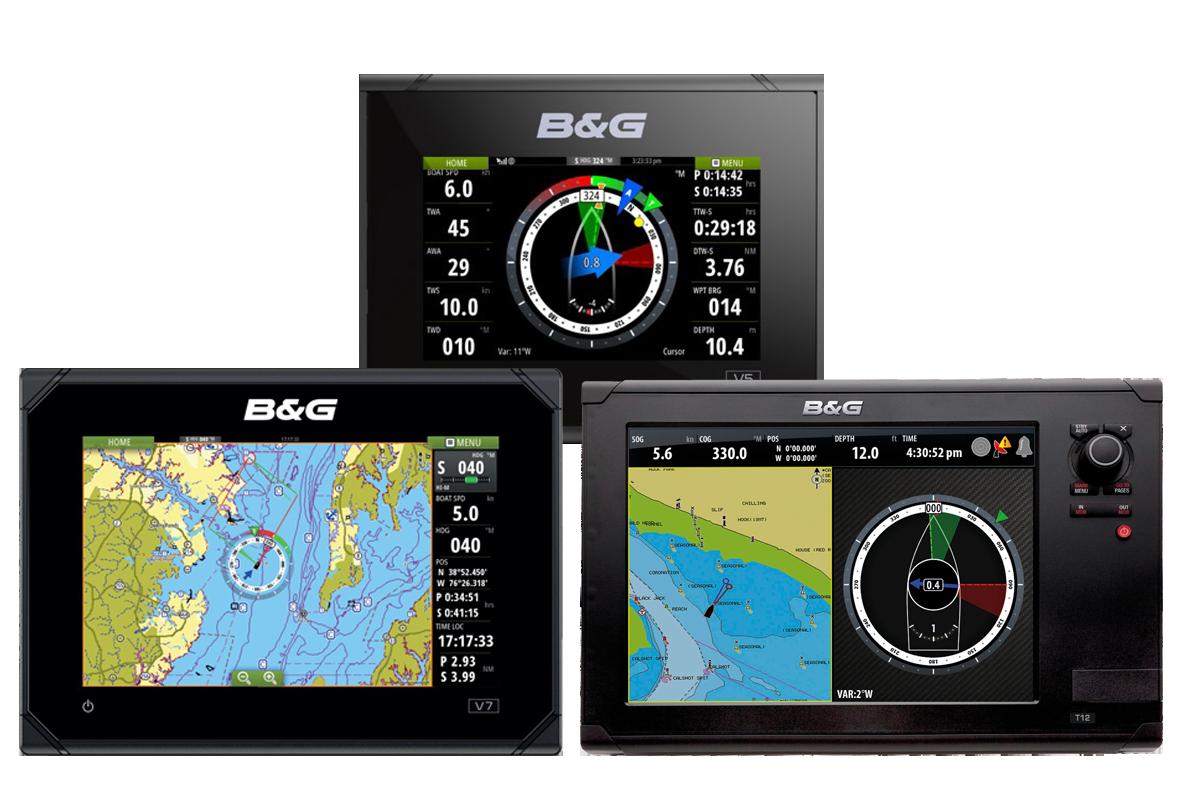 GPS-B&G