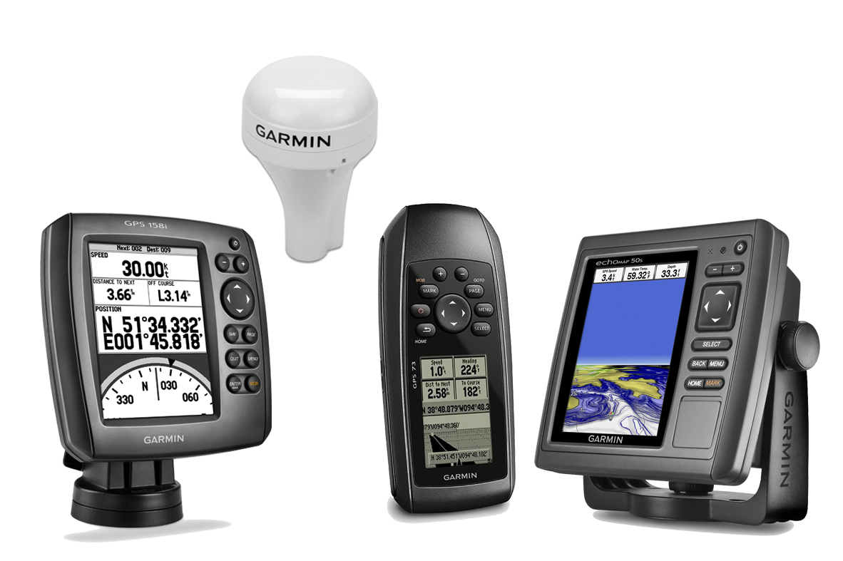 GPS-Garmin