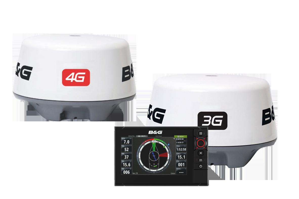 Radar-B&G
