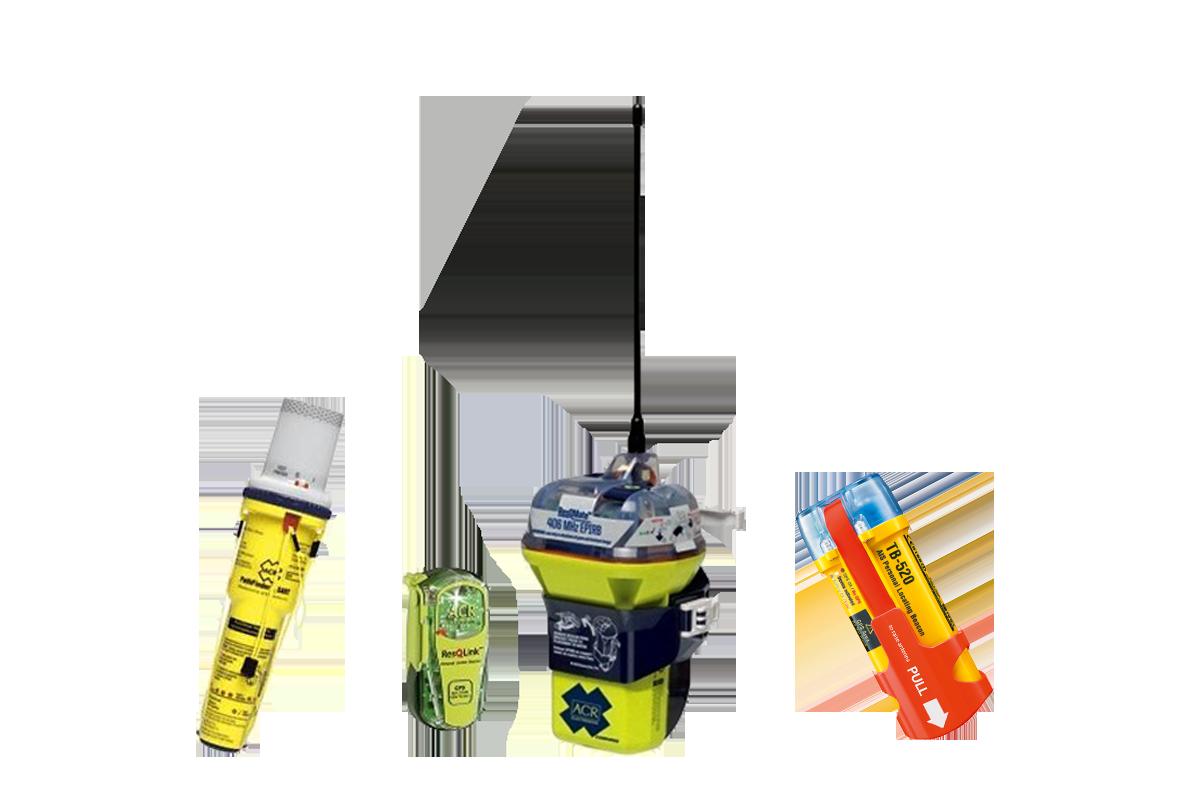Segurança-Rádiobalizas